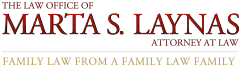 The Law Office of Marta S. Laynas Header Logo